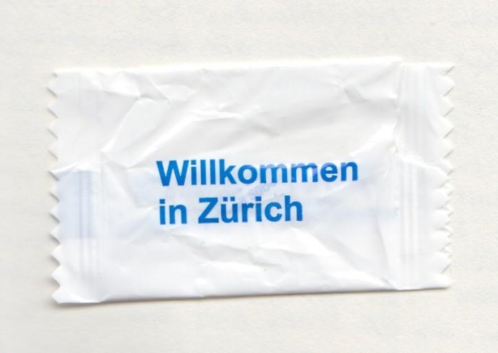 Willkommen in Zürich