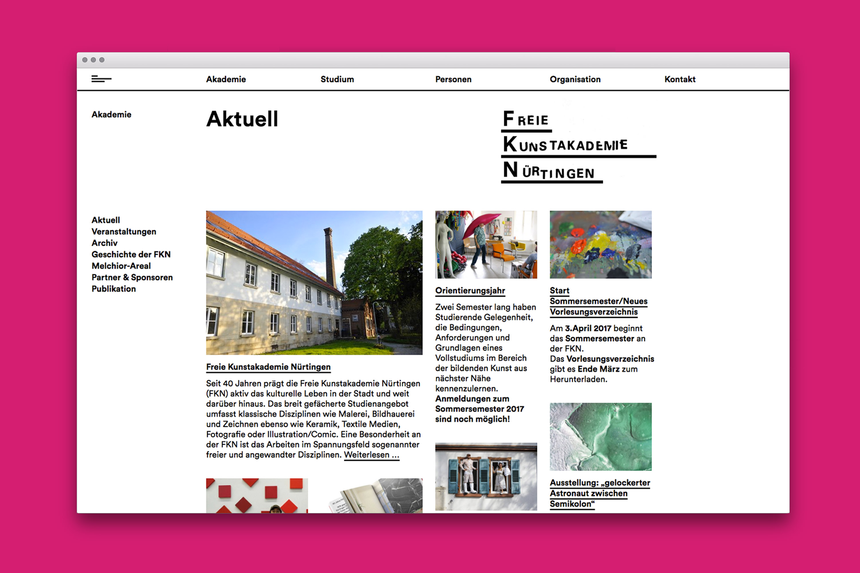 www.fkn-kunstakademie.de 2
