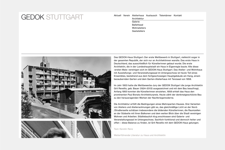 Gedok Stuttgart 2