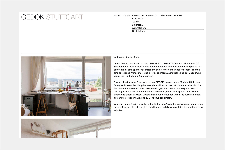 Gedok Stuttgart 3