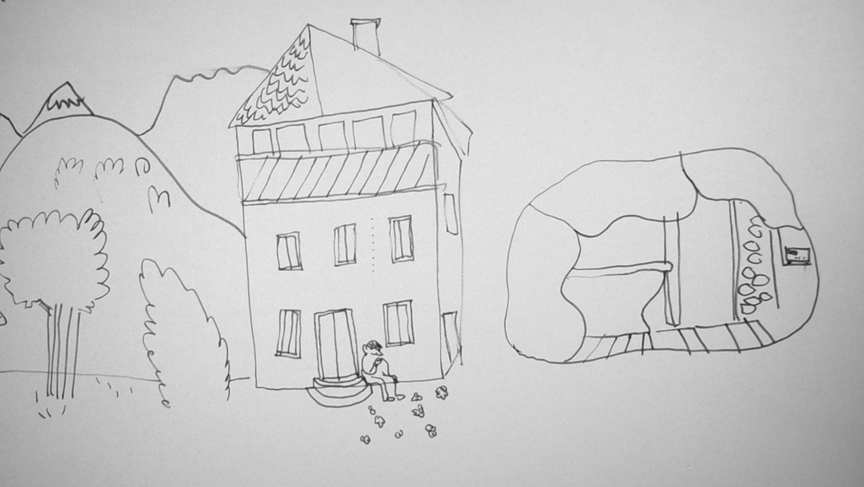 Où j'ai grandi – Häuser der Kindheit 3