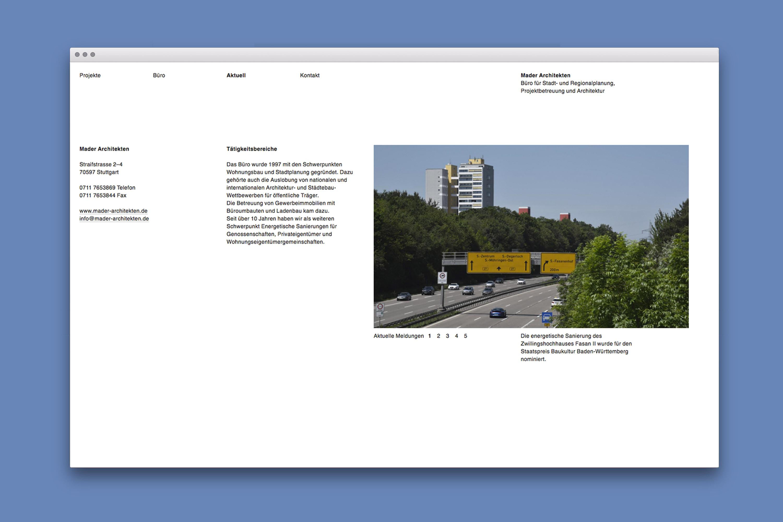 www.mader-architekten.de 2
