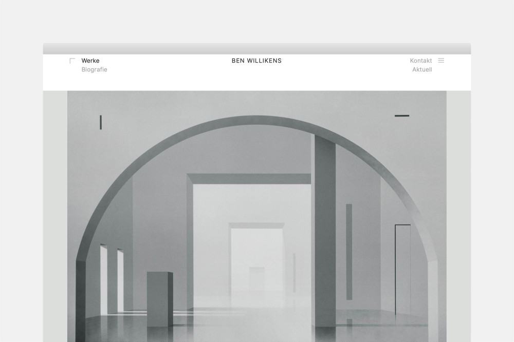 Ben Willikens Website