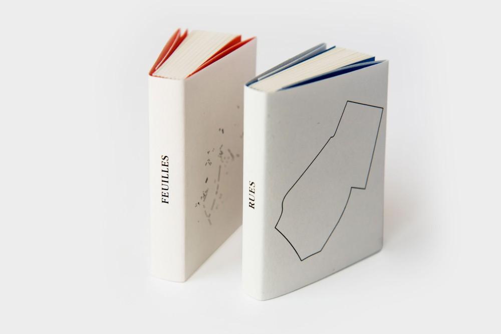 Rues et Feuilles de la Krutenau Zwei Künstlerbücher
