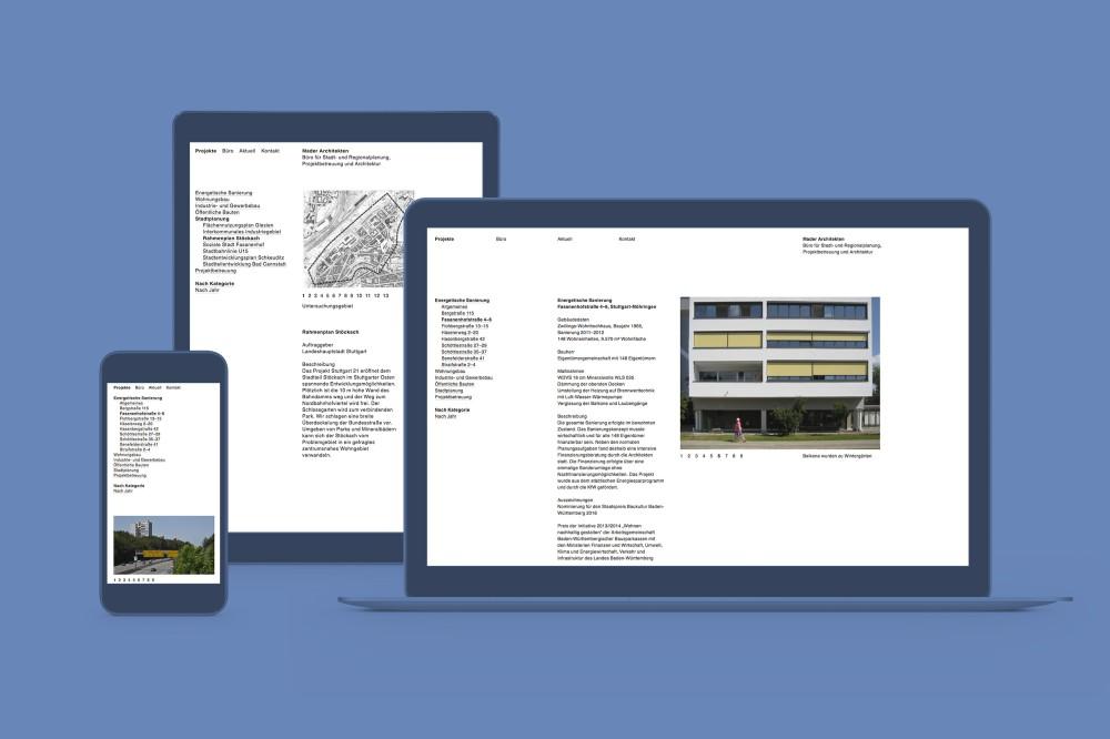 www.mader-architekten.de Mader Architekten